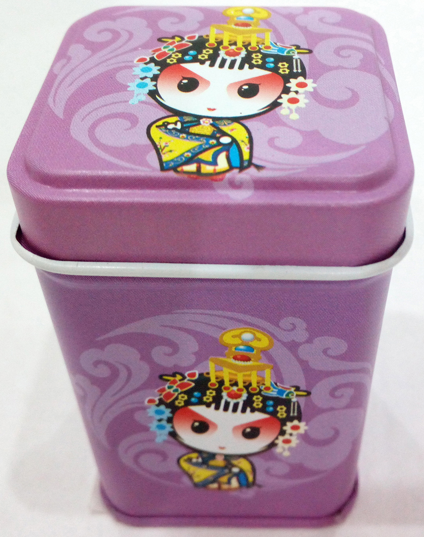 Hot selling lille mynte Candy Tin