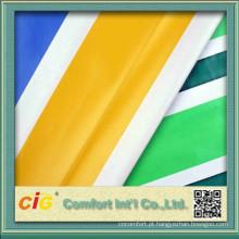 Capa de lona de vinil colorido de encerado do PVC folha