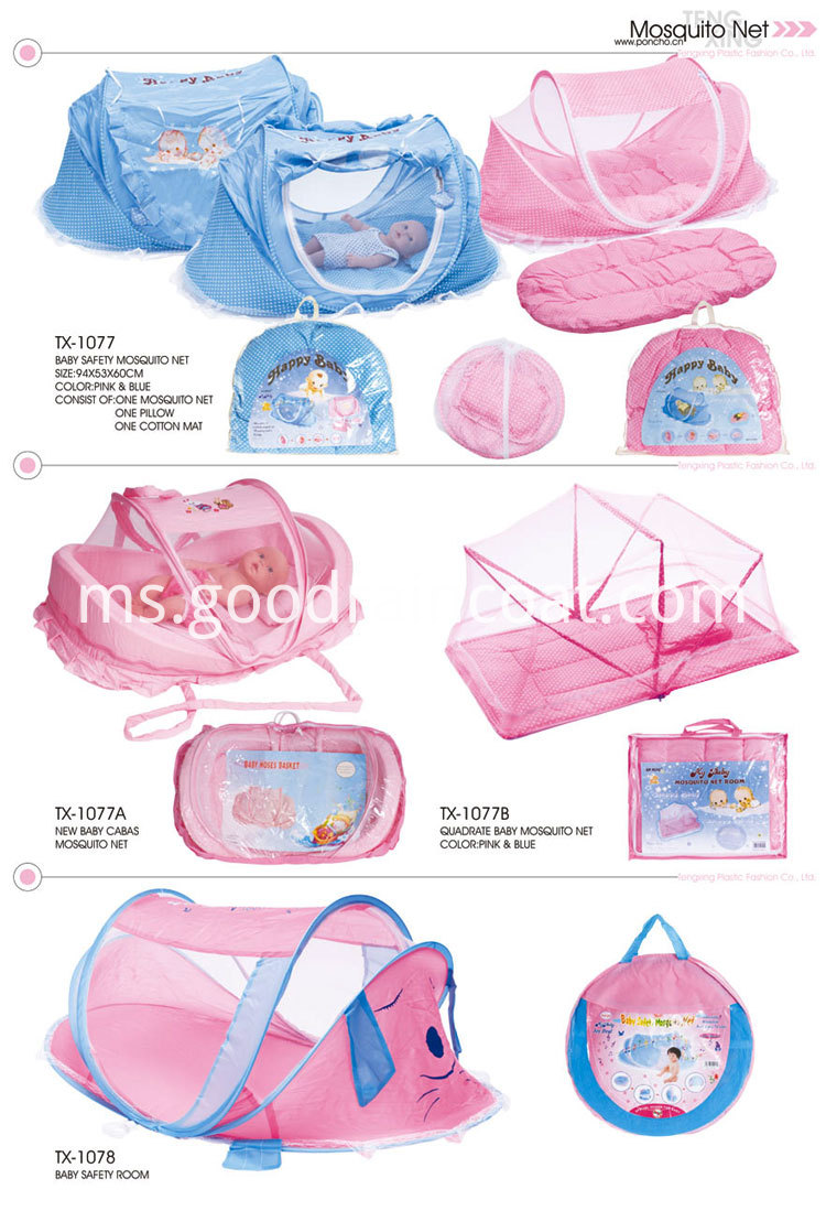 Color Baby Mosquito Net