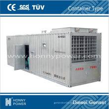 CE & ISO 20 '/ 20ft Container Cummins Diesel Generator (HCM)