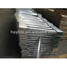 Galvanized Steel Fence Ground Anchor