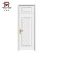La Chine vend le mieux la porte extérieure imperméable à l'eau en gros à la maison d'hôtel, porte extérieure en bois plein