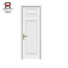 China vende mejor la puerta exterior impermeable del hotel casero al por mayor, puerta exterior de madera sólida