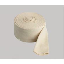 Bandage de plâtre en filet élastique en coton tubulaire jetable