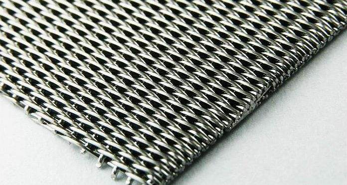 Plain Dutch Stainless Steel Wire Mesh