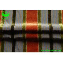 Stripe Velvet Sofa Fabric (BS4002)