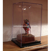 Acrylic Fashion Accessories Museum Toy Display Showcase