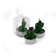 Lilin imitasi tanaman kaktus lilin