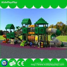 Parque de diversões comercial parque infantil ao ar livre para as crianças brincam (kp16-033a2)