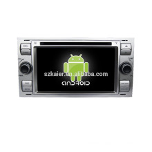 Quad core! Android 4.4/5.1 car dvd for OLD FOCUS BLACKSILVER with 7inch Capacitive Screen/ GPS/Mirror Link/DVR/TPMS/OBD2/WIFI/4G