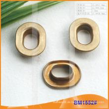 Metall Eyelet für Tasche, Schuhe, Kleidungsstück BM1552