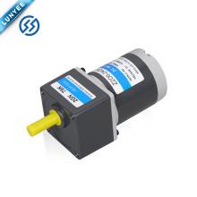 15w 12v cepilló el motor eléctrico del engranaje de la CC