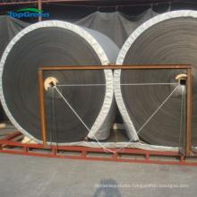 high tension moulded edge industrial rubber conveyor belt