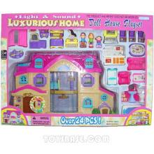 Luxurious Home W/Light,doorbell