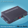 Made in China 8 channel video audio converter/video transceiver extend range from 20-100km
