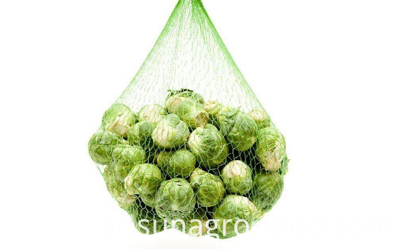 Healthy Cabbage In Bag Refrigerated