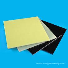 Feuille 3240 de tissu de fibre de verre de stratifié d'isolation