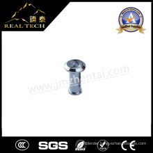 180 Degree Brass Door Viewer with Glass Lens