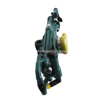 YT28 martillo neumático de la pierna del taladro de la pierna del aire