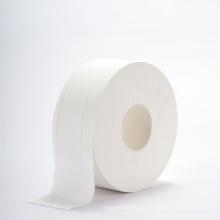 Rolo Jumbo de 2 camadas de papel reciclado em rolo Jumbo
