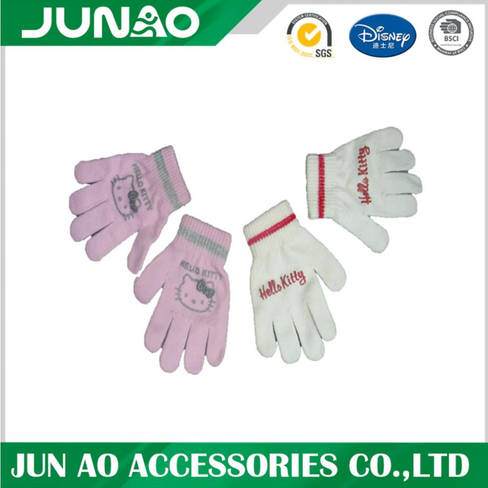 Fashion Custom Winter Sport Knit Glove