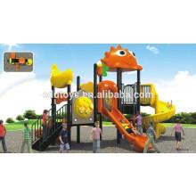 Yuhe Hochwertige Kunststoff Outdoor Kinder Slide Spielplatz EB10198