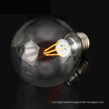 Edison G80 4W 6W E27 Filament LED Bulb Light