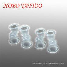 Profession Tattoo Ink Cup (Precio bajo) / Tattoo Pigment Cup 18mm Blanco 1000PCS