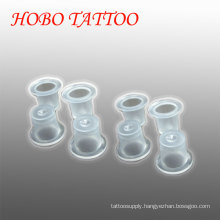 Profession Tattoo Ink Cup (Low Price) /Tattoo Pigment Cup 18mm White 1000PCS