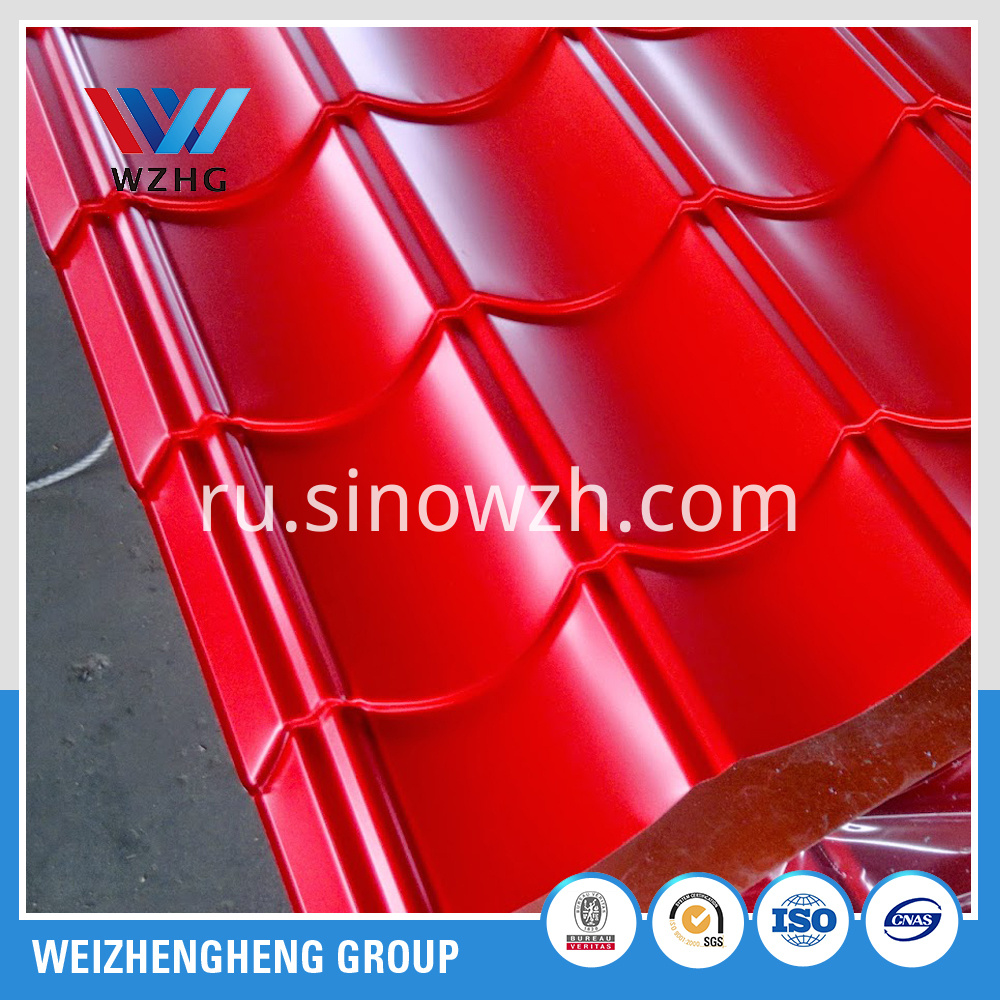 color steel sheet