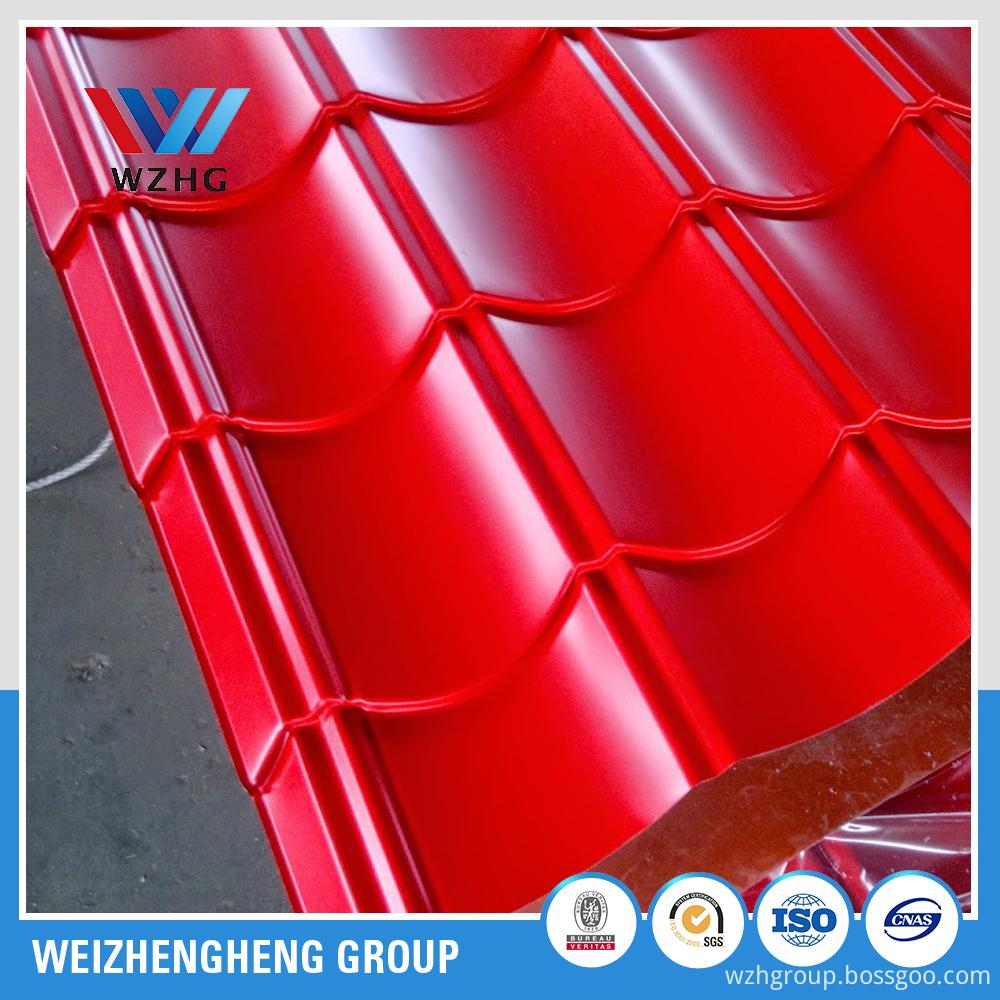 color steel sheet