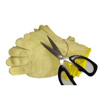 Seamlss Tricoté Aramide Anti coupe pour gants de couteau