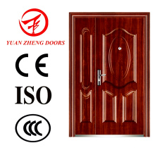 Double Security Steel Door