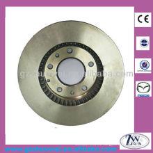 Placa de freno de disco del eje delantero para Mazda 3 / Mazda 5 OEM: C24Y-33-25XC