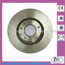 Placa de freio de disco do eixo dianteiro para Mazda 3 / Mazda 5 OEM: C24Y-33-25XC