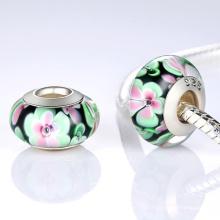 Серьги стерлингового серебра 925 для браслета шарма европейских шариков