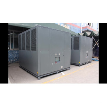 Box-Type Air-Cooled Chiller for food and beverage factory