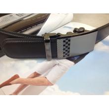 Ratchet Leather Straps for Men (HC-141212)