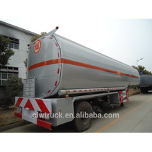 Top quality 50m3 fuel trailer, 3 axle cheap semi trailers