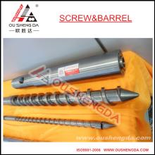 Baril à vis unique de haute qualité pour machine de moulage par injection Engel (vis unique et baril)
