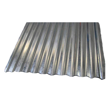 Iron Roof Sheet Galvaniserad Corrugated