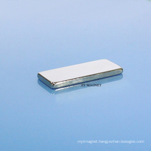 High Quality Block NdFeB Neodymium Magnet with ISO9001/RoHS