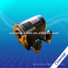 Sistema láser de estado sólido bombeado por diodo de alta potencia