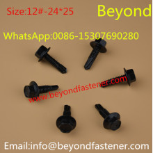 Self Drilling Screw Bolts Black Screw Ruspert Screw