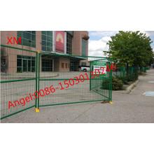 6ftx10FT Kanada Standard Temporäre Zaun China Fabrik