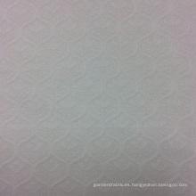 Poliester 100% diseñado a tela del telar jacquar para la ropa y Textiles para el hogar