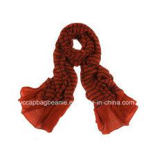 Новый модный принт вискозного шарфа
