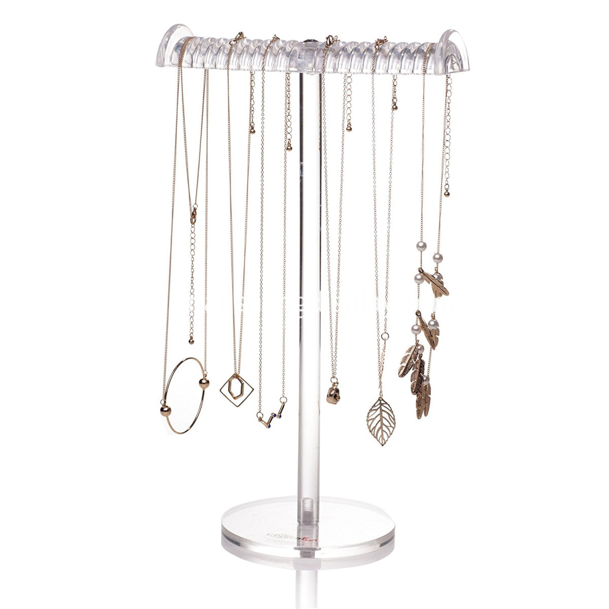 jewelry tree stand for necklaces