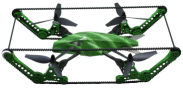 Flying tank drone