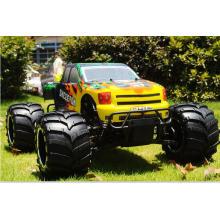 Hot Gas RC Car e Caminhões 1/5 Escala Brinquedos RC